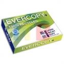 Ramette de 500 feuilles a4 80g, papier 1 recyclé blanc evercopy+ cie95