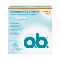 Tampons compact avec applicateur super Bte/16