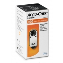 Cassettes ACCU CHEK Mobile (100 tests)
