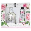 Coffret Eau de parfum/50ml + Crème mains Rose pétale/30ml