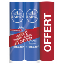 Soin lèvres pro intense cire d'abeille lot de 3 Sticks/4g